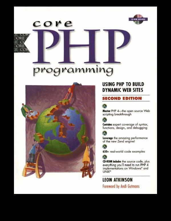 PDF Core PHP Programming IT SC book 1 Core PHP Programming