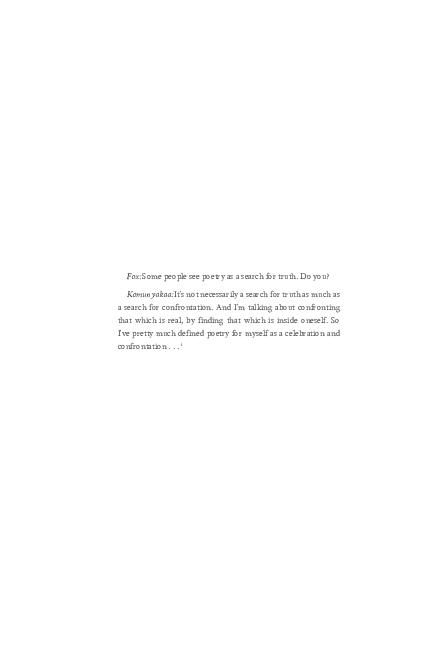 Pdf La Guagua Poetry Anthology Celebration Confrontation