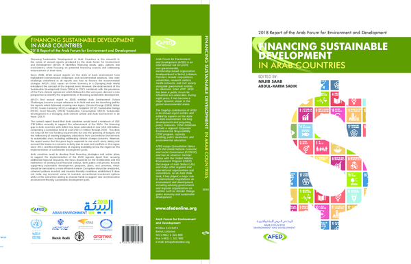 PDF) FINANCING SUSTAINABLE DEVELOPMENT IN ARAB COUNTRIES