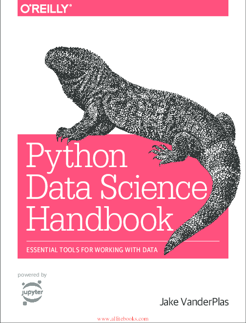 PDF) Python Data Science Handbook | Arjun AK - Academia edu