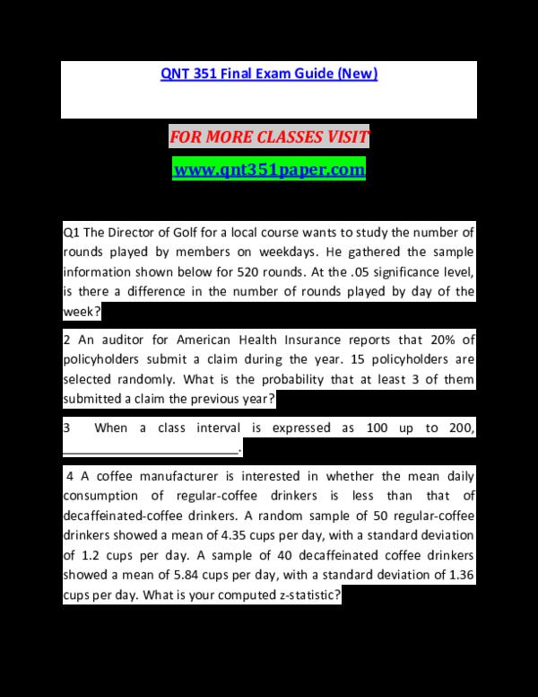 Wfp Written Test Sample