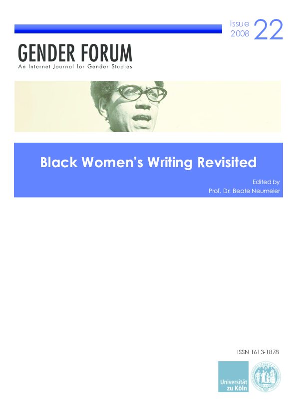 Pdf Sisterly Interactions Audre Lorde And The