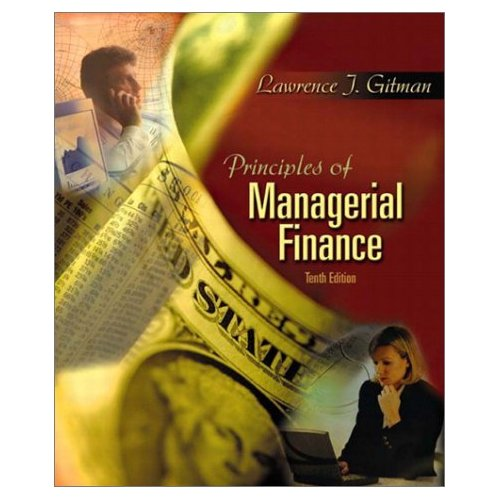 PDF) Principles of Managerial Finance by Gitman | d m