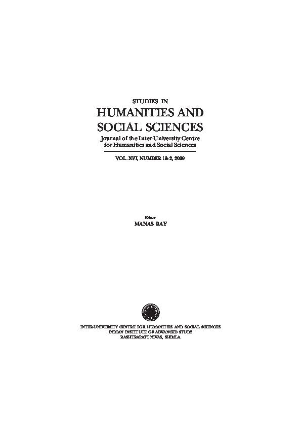 PDF) Journalarticle2Wittgenstain On Foundations | enakshi mitra