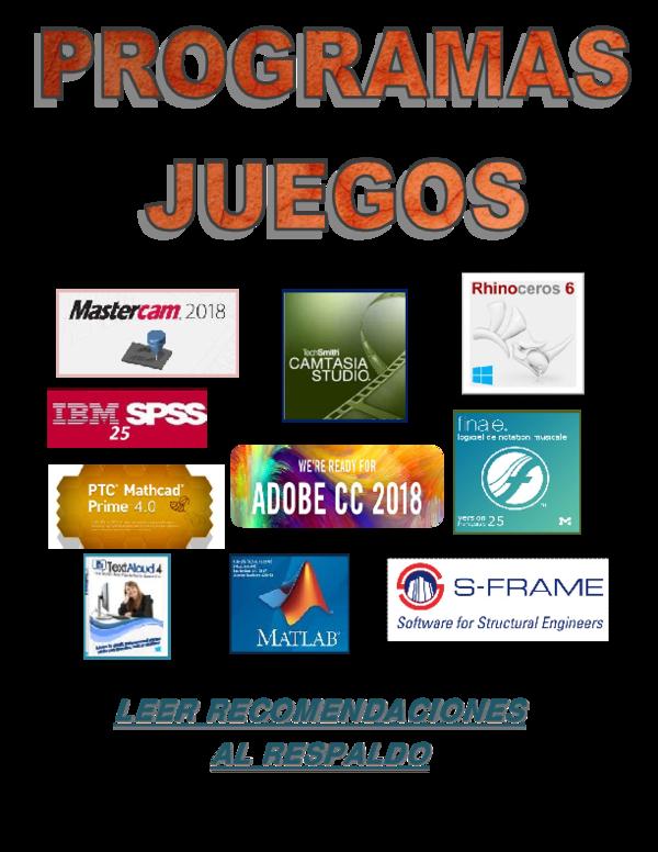 PDF) LEER RECOMENDACIONES AL RESPALDO | Oscar Javier Suarez