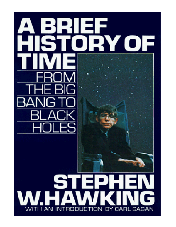 a brief history of time free ebook download
