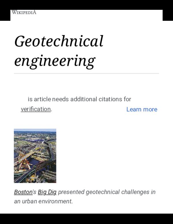 PDF) Geotechnical engineering | Adum Ikemdinachi Matthew - Academia edu