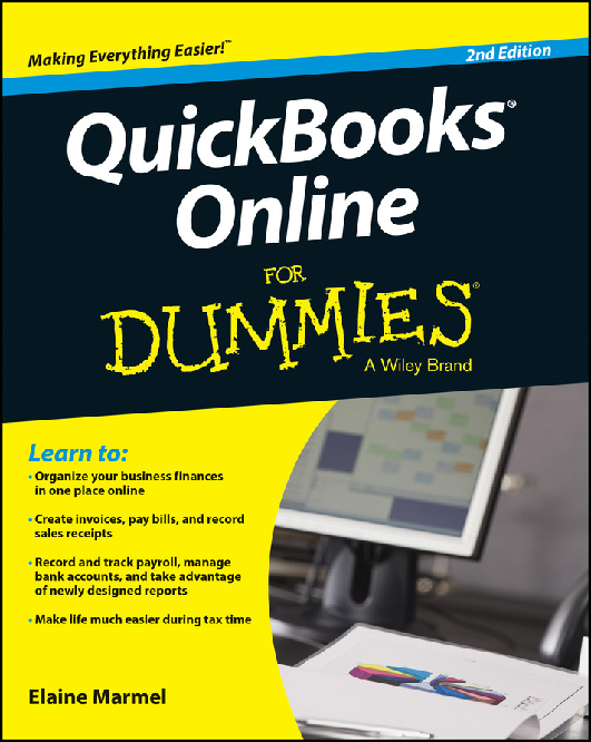 PDF) INTRODUCTION TO QUICKBOOKS - QuickBooks Online For
