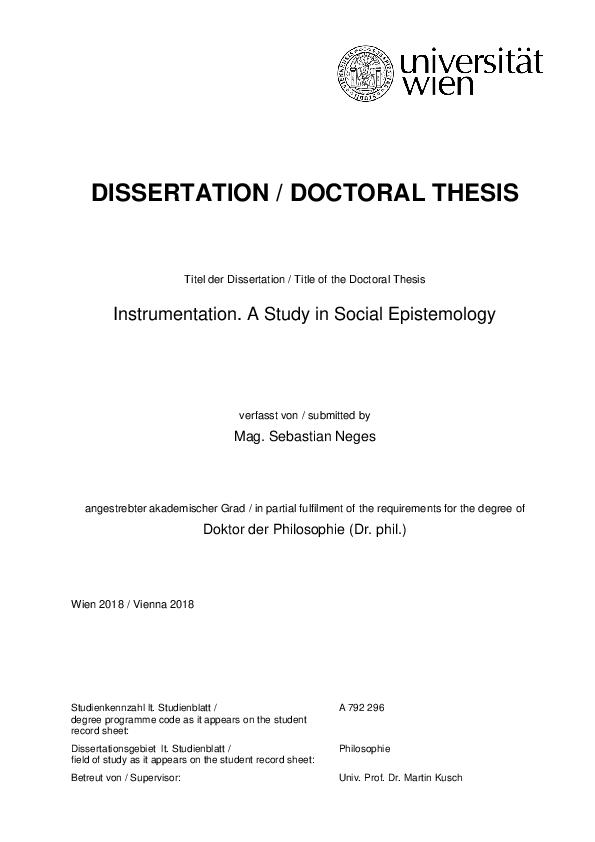 Epistemology phd thesis order custom blog post online