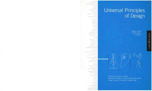 PDF) William lidwell kritina holden jill butler universal