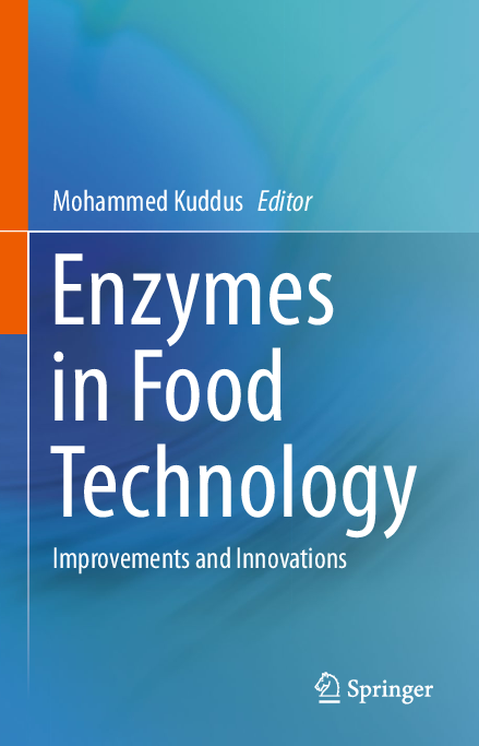 PDF) Enzymes in Food Technology Improvements and Innovations