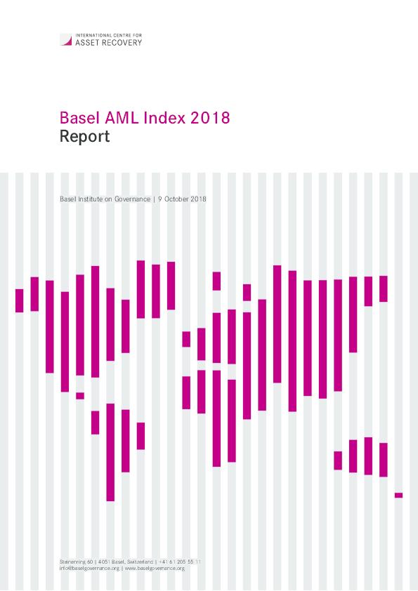 PDF) Basel AML Index 2018 Report Basel Institute on Governance