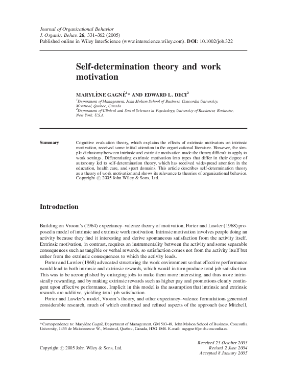 Fargo thesis essay