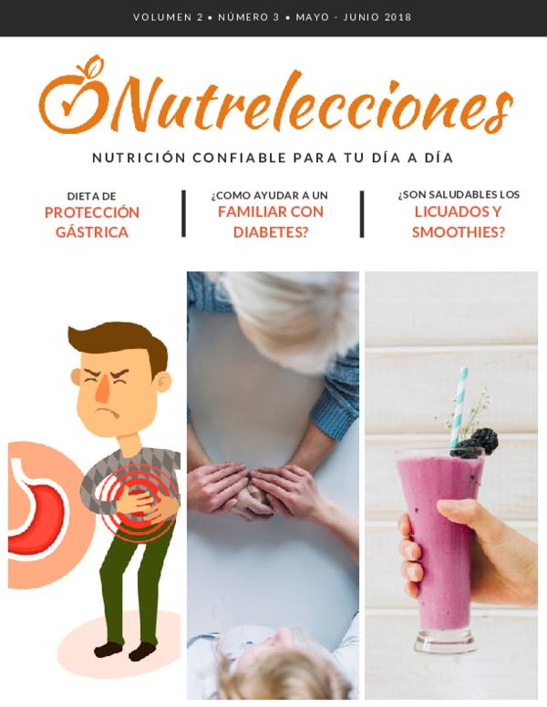 dieta de proteccion gastrica pdf