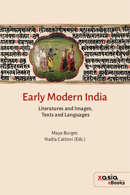 PDF) Early Modern India Literatures and Images, Texts and Languages