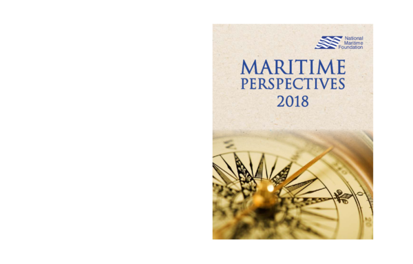 PDF) MARITIME PERSPECTIVES 2018 (Maritime Developments in Indo