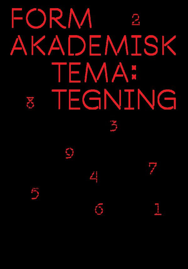 70008653 PDF) FORM AKADEMISK TEMA : TEGNING | Theodor Barth, Nina Scott ...