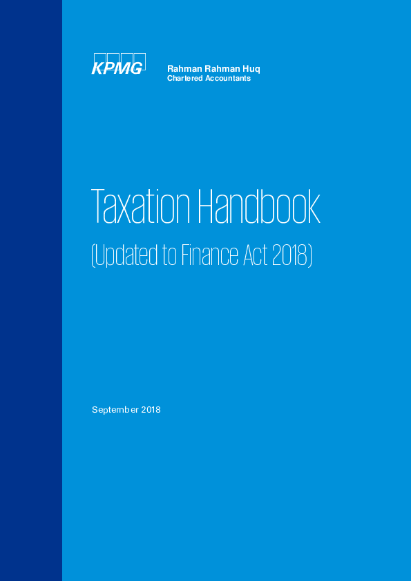 PDF) Chartered Accountants Taxati on Handbook | Kamal Virgo