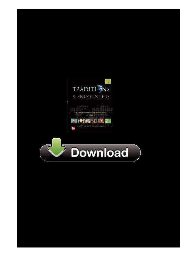 PDF) Ebook 0076594386 Bentley Traditions and Encounters AP