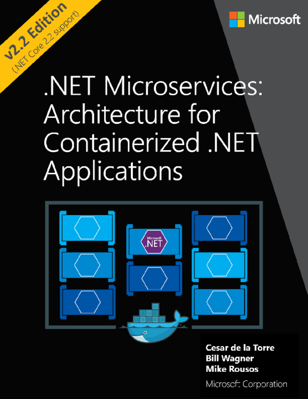 PDF) NET Microservices Architecture for Containerized NET