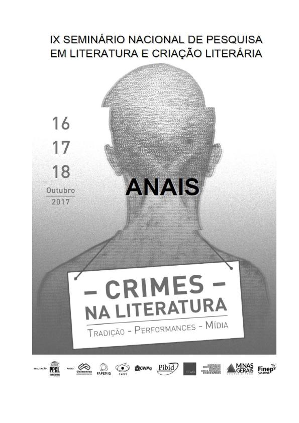 PDF) ANAIS IX SEMINÁRIO NACIONAL DE PESQUISA EM LITERATURA E