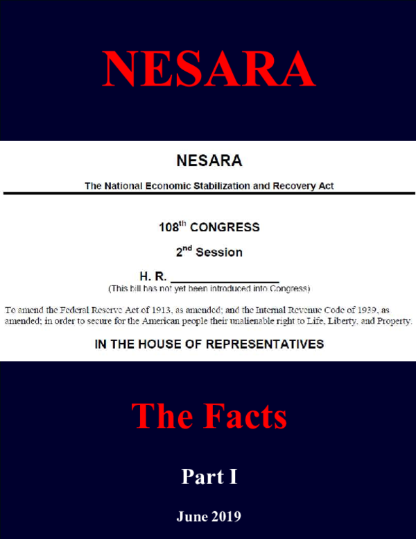 PDF) NESARA Global Currency Reset: Drain the Swamp (Free Book) | The