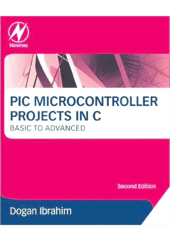 PDF) PIC Microcontroller Projects in C Basic to Advanced | Tariq