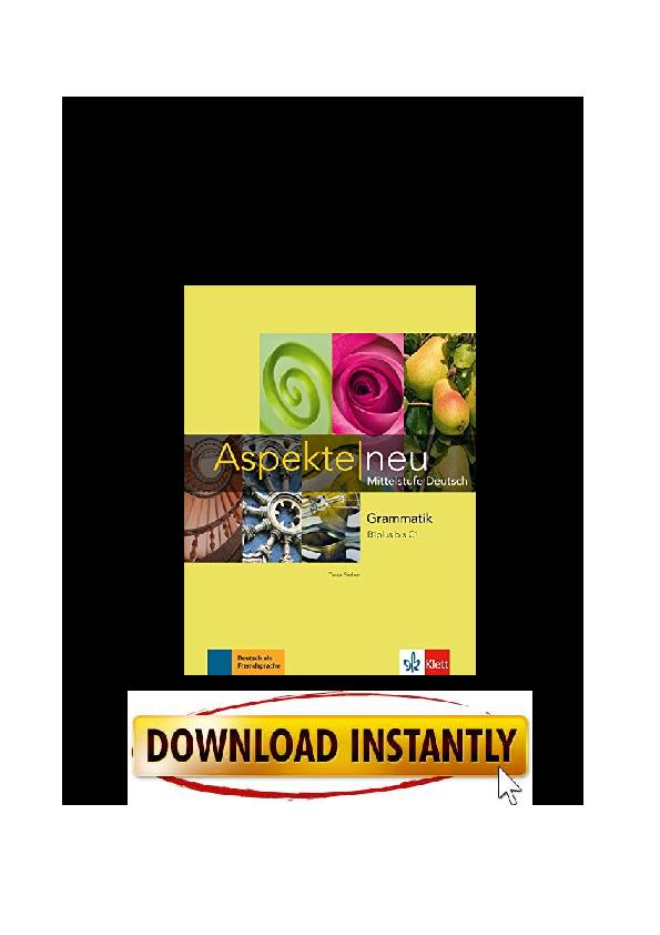 aspekte c1 pdf