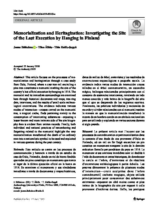 Dark Heritage Research Papers Academia Edu