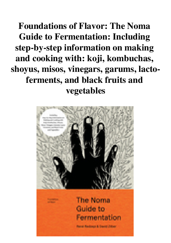 the noma guide to fermentation pdf download