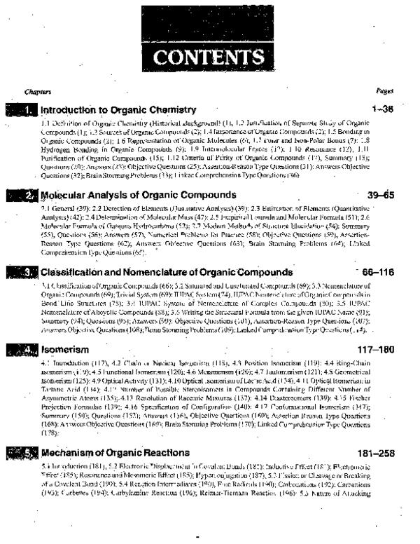 PDF) GRB Organic Chemistry IIT JEE   Viswa Teja - Academia edu