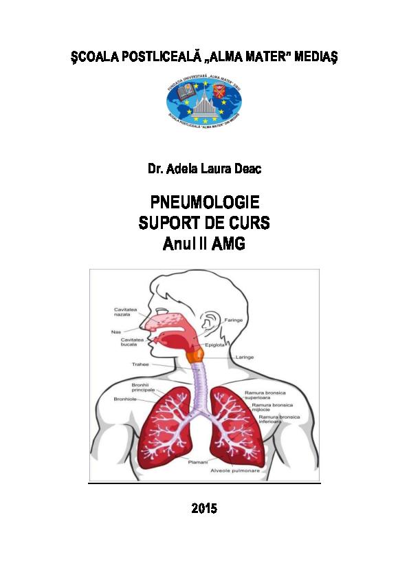 Ce semne de edem pulmonar pot fi observate pe o radiografie - Vasculita