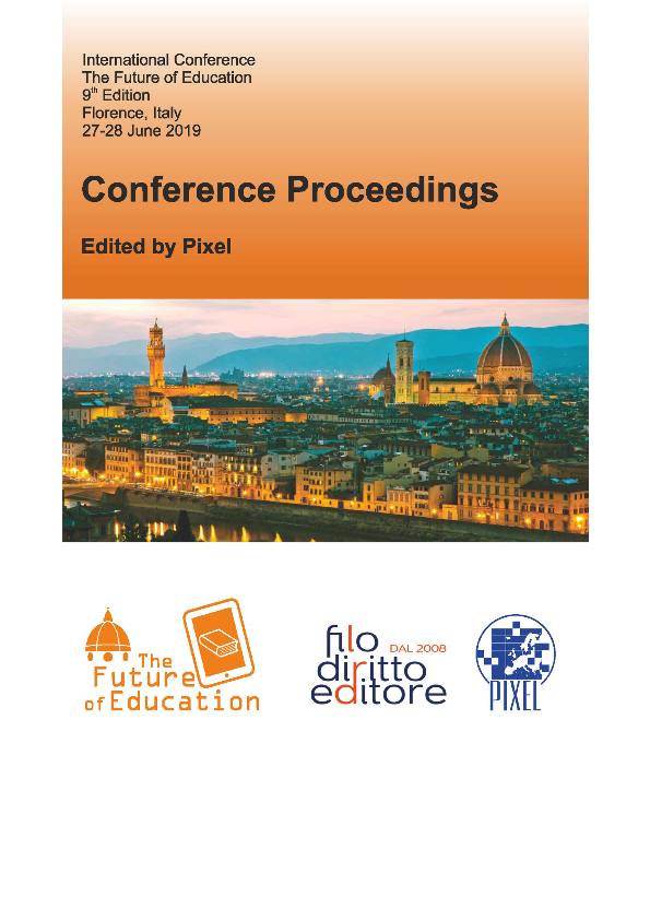 PDF) The Future of Education Conference Proceedings 2019   Pixel
