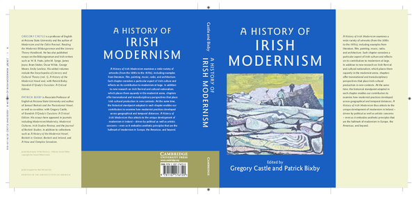 PDF) The History of Irish Modernism, eds  Gregory Castle and