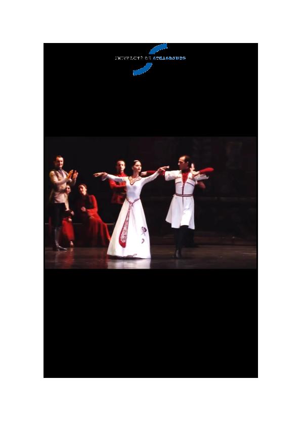 Danseurs de danse strictement venir datant