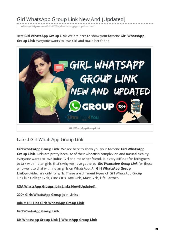 Malayalam sex chat whatsapp group link