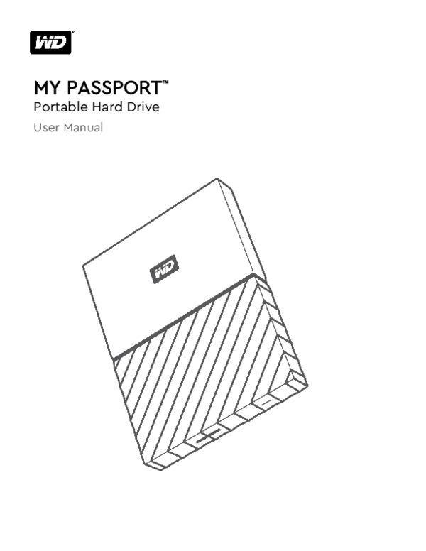 PDF) Portable Hard Drive User Manual | Bala iyyappan V
