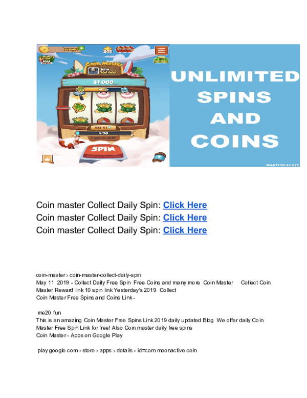 PDF) Coin master free Spin | Sub 4 Sub Youtubers - Academia edu