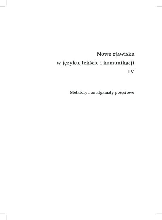pdf) tekst jako sieć o literackiej metaforyczności w  stachu niebieskie szopienice music.php #3