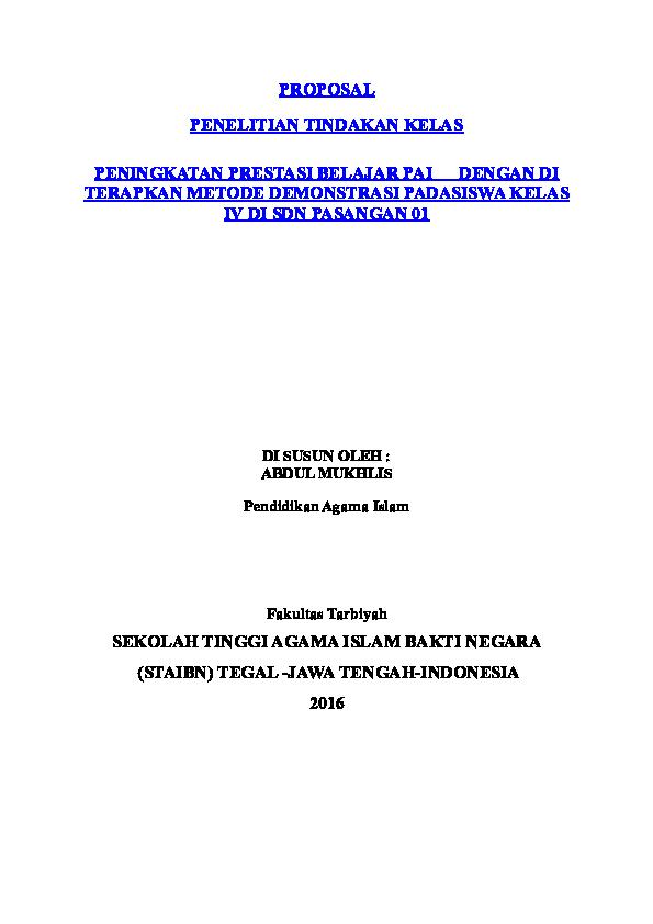 Doc Proposal Ptk Pai Lius Morantez Academia Edu