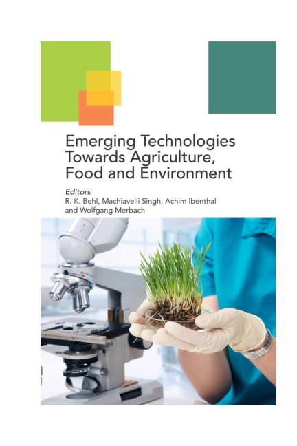 Pdf Emerging Technologies Towards Agriculture Food And