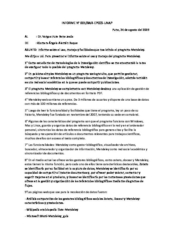 Doc Informe Mendeley Xio Aleman Roque Academia Edu
