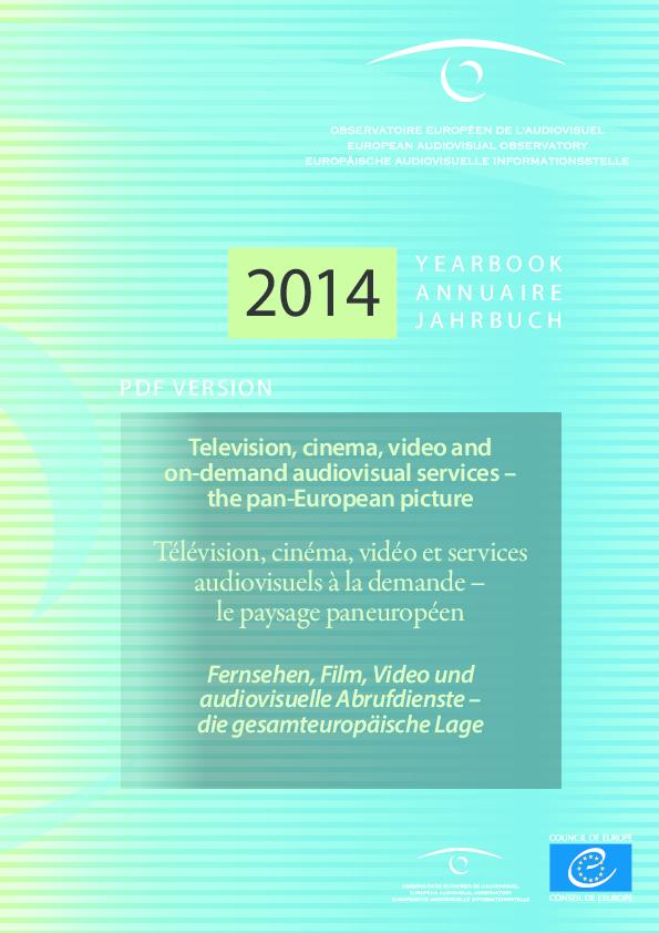 Pdf European Audiovisual Observatory Yearbook 2014
