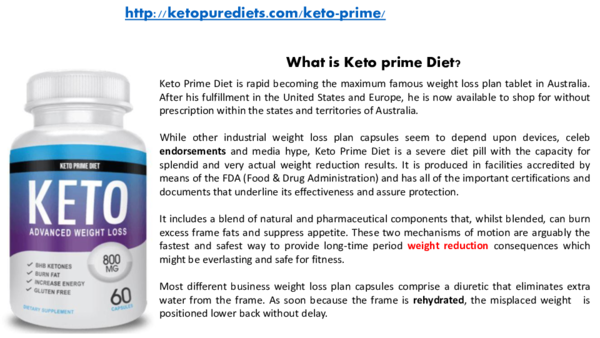 what is the prime diet