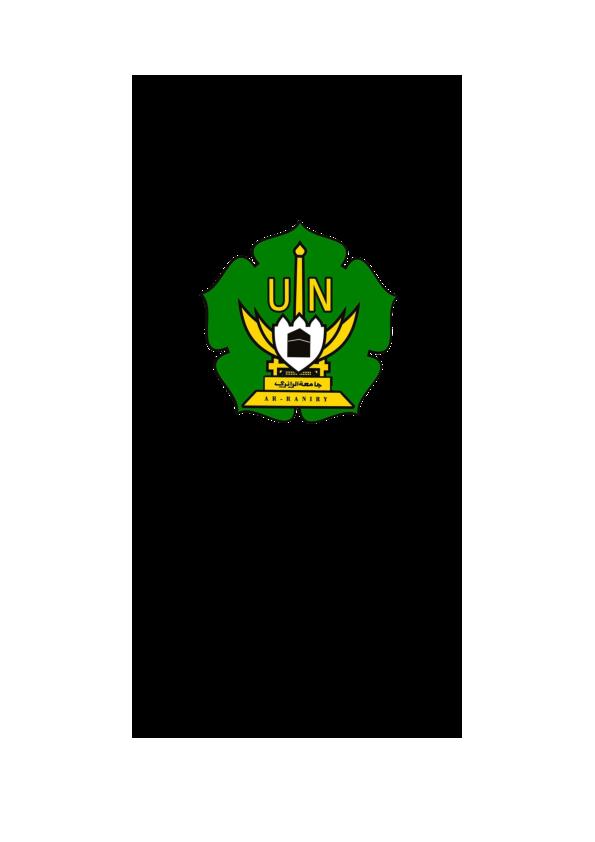 Uin Ar Raniry Banda Aceh Fakultas Ushuluddin Dan Filsafat Academia Edu