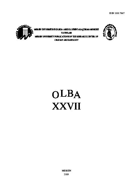 Pdf A Negro Alabastron From Antandros Kahraman Yagiz Academia Edu