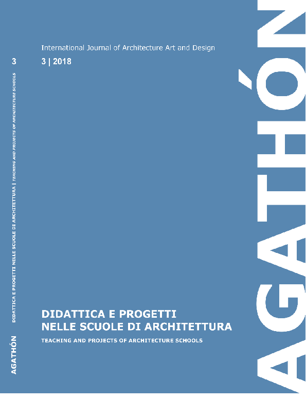 PDF) «Esperienze didattiche e traiettorie di architettura in