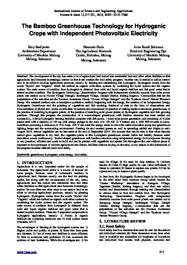 Greenhouse research paper write a short note janapada