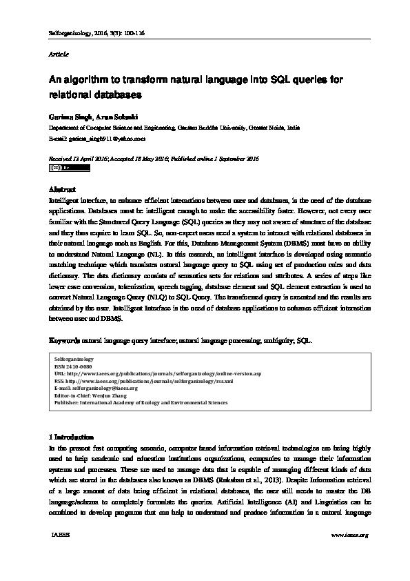 Selforganizology Research Papers Academia Edu