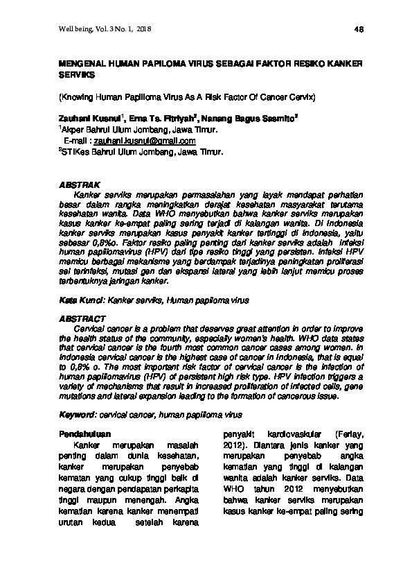 Multiplex papilloma adalah. A HPV-fertőzés előfordulása